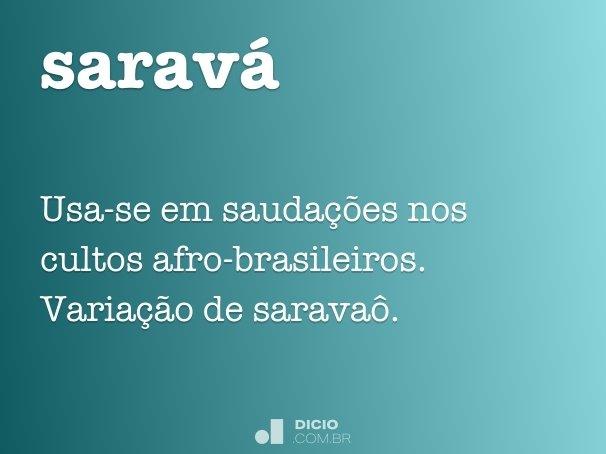 sarav�