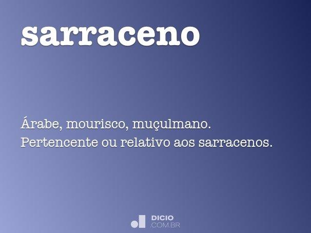 sarraceno