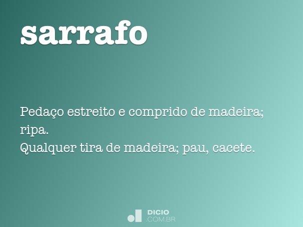 sarrafo