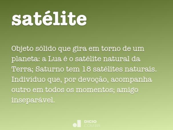 sat�lite
