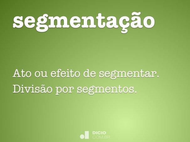 segmenta��o