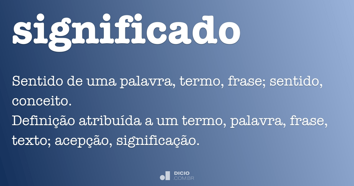 Artesanato De Croche Em Geral ~ Significado Dicio, Dicionário Online de Portugu u00eas