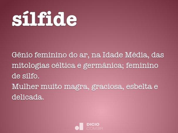 sílfide
