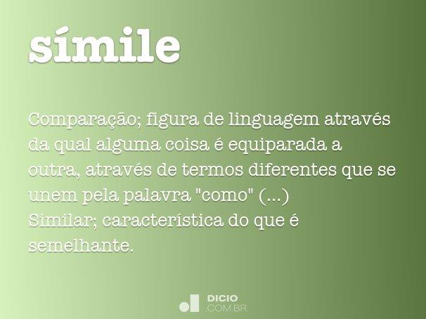 símile