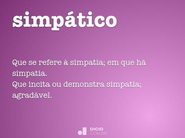 simp�tico
