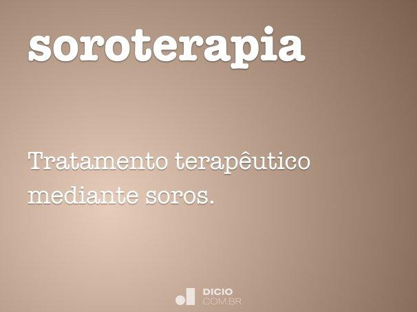 soroterapia