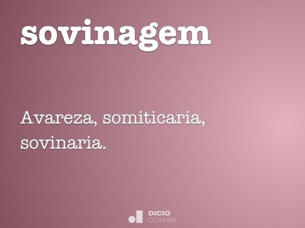 sovinagem