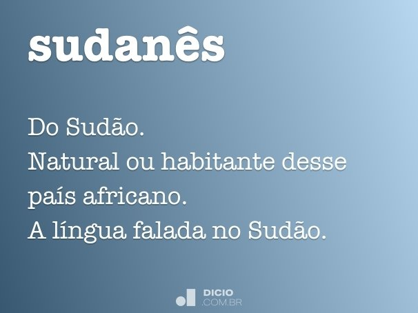 sudan�s