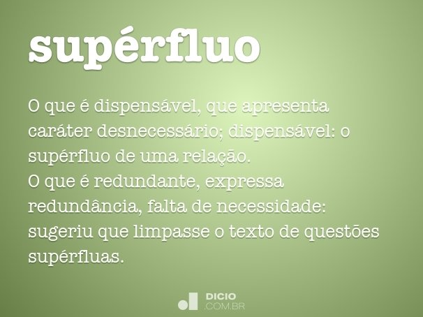 sup�rfluo