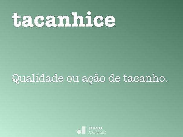 tacanhice