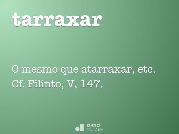 tarraxar