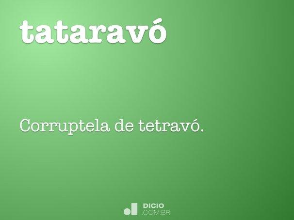 tataravó