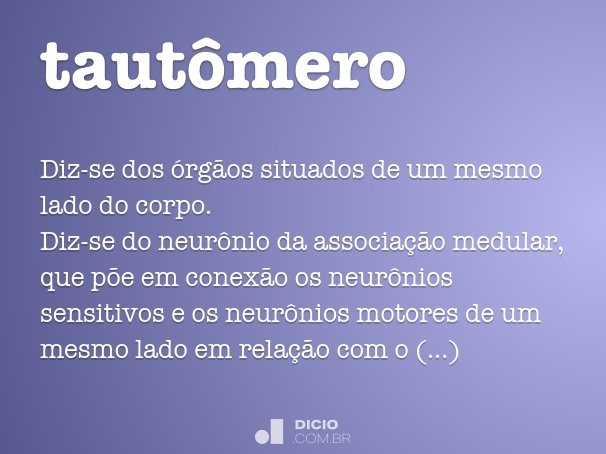 taut�mero