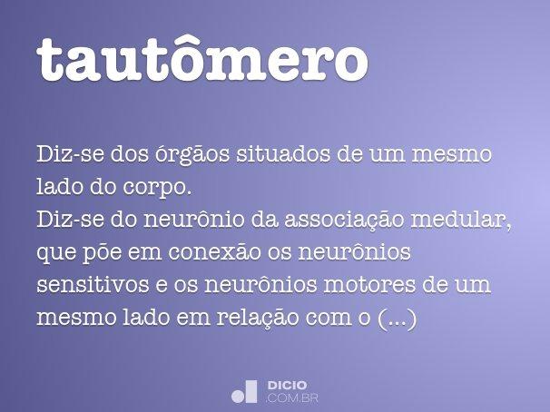 tautômero