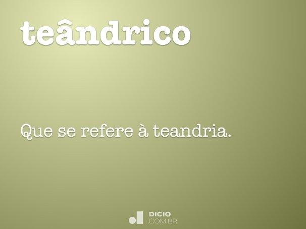 te�ndrico