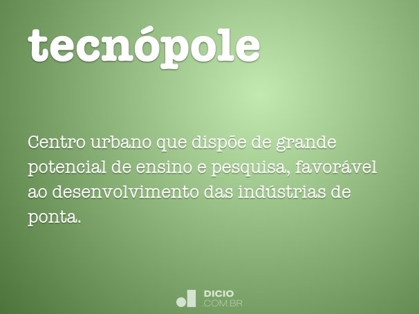 tecnópole
