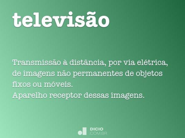 televis�o