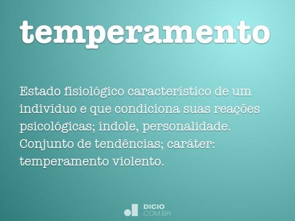 temperamento