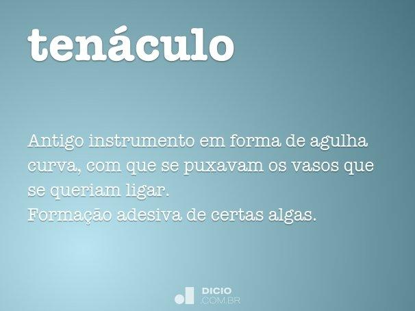ten�culo