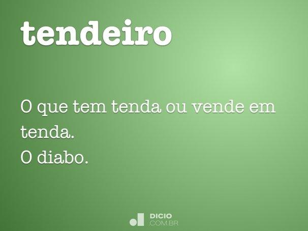 tendeiro