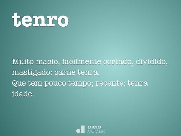 tenro