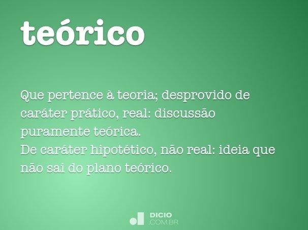 te�rico