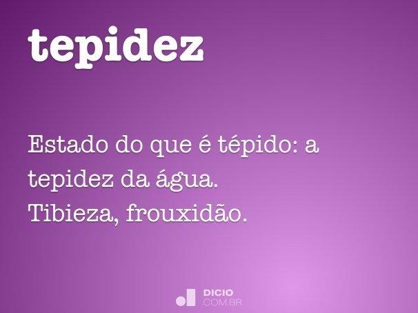 tepidez