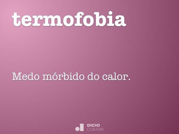 termofobia