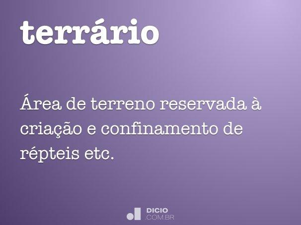 terr�rio