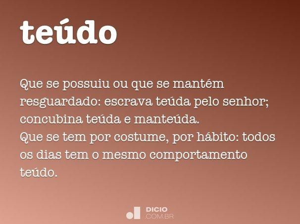 te�do