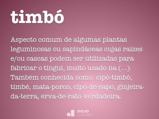 timb�