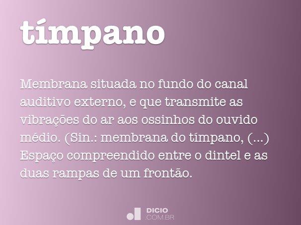 t�mpano
