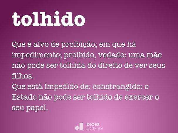 tolhido