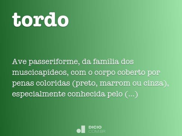 tordo