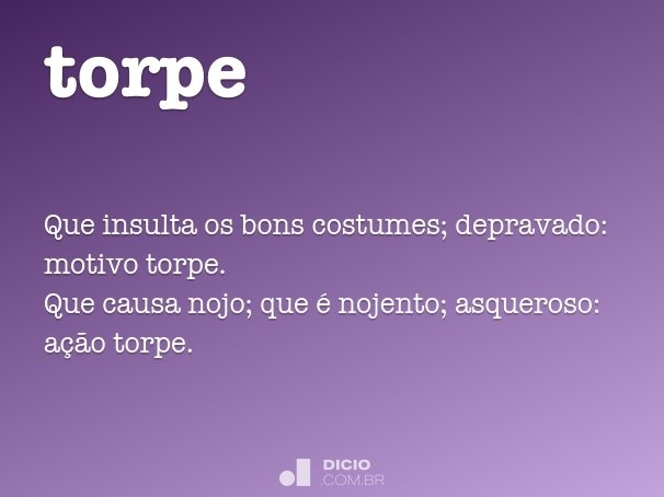 torpe