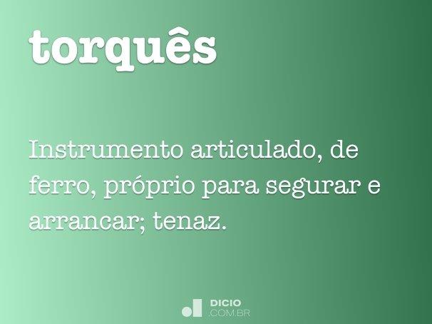 torqu�s
