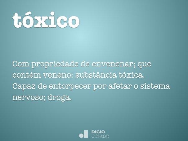 t�xico