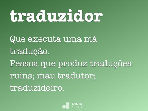 traduzidor