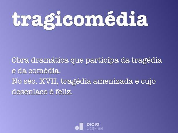 tragicom�dia