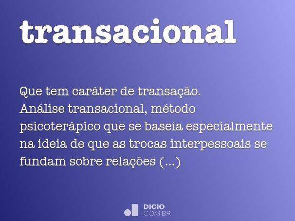transacional