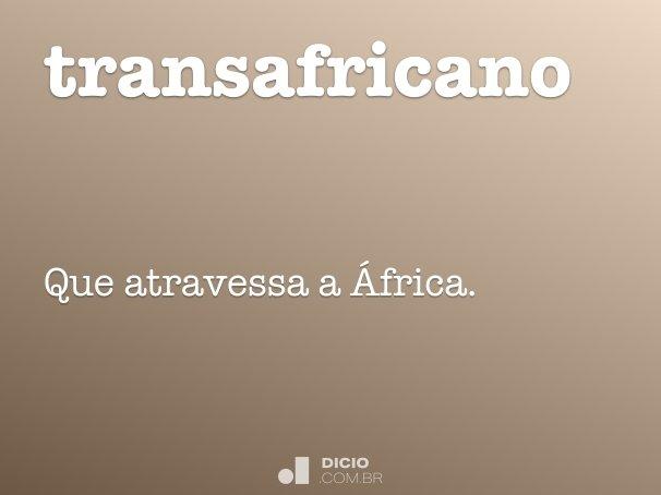 transafricano