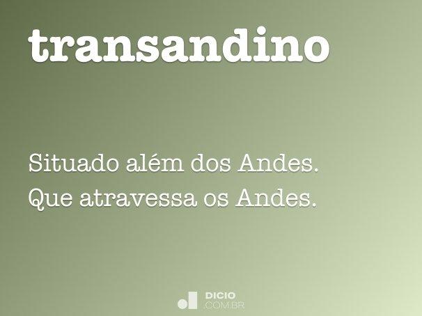 transandino