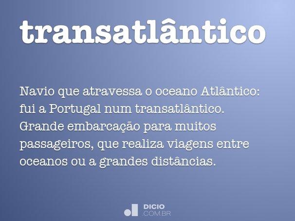 transatl�ntico