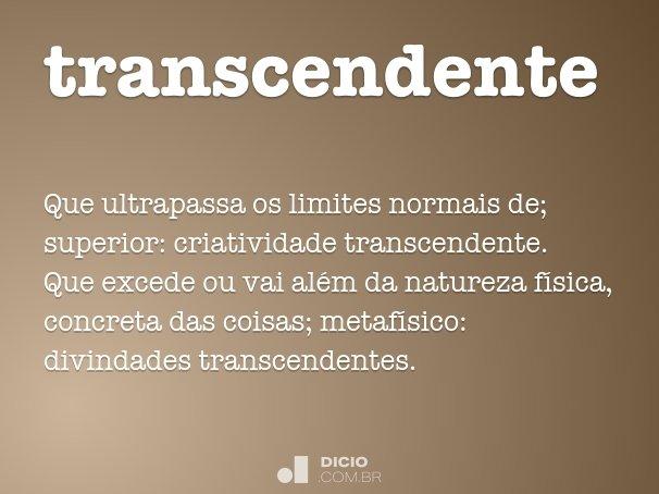 transcendente