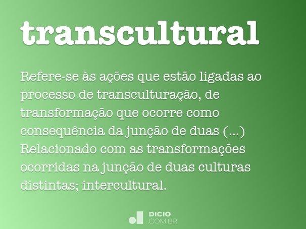 transcultural