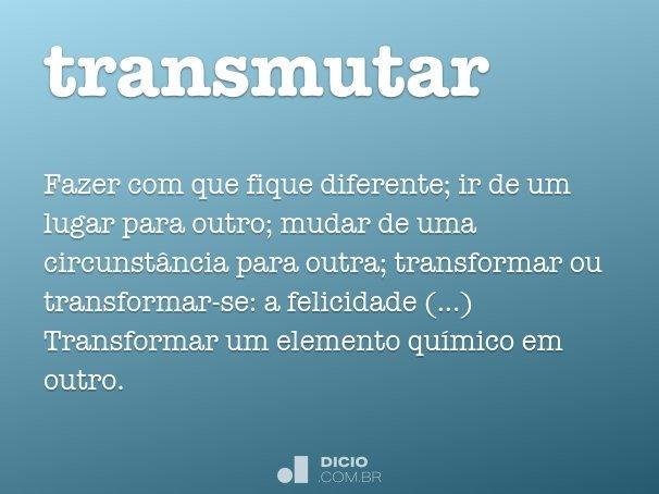 transmutar