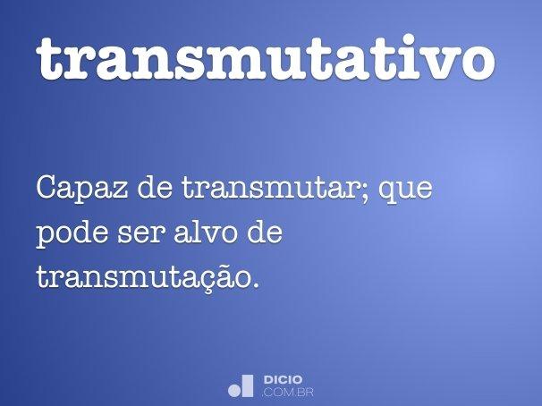 transmutativo