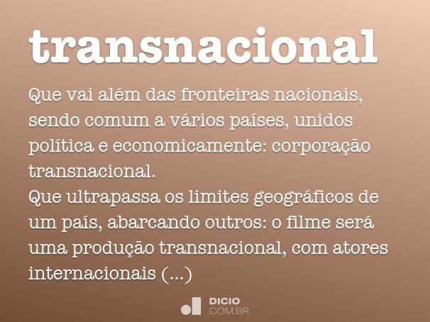 transnacional