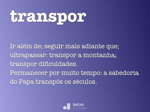 transpor