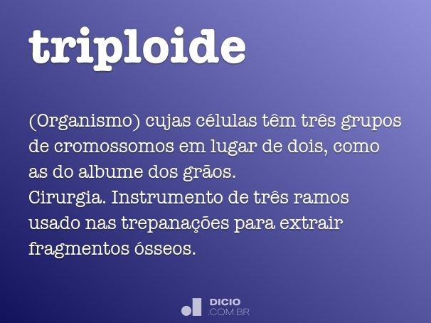 triploide